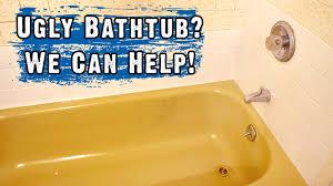 Miracle Method Bathtub Refinishing Cost Bathtub Reglazing Framingham Ma Miracle Method Youtube