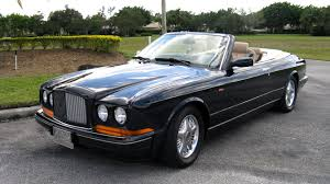 bentley 2020 1997 bentley azure convertible l91 kissimmee 2015