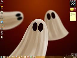 halloween desktop themes halloween windows 7 theme by yonited on deviantart