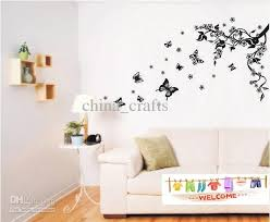 Wall Decor Stickers For Nursery Removable Butterfly Wall Stickers Living Room Wall Stickers Decals