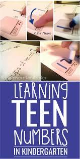 learning teen numbers in kindergarten kindergartenworks