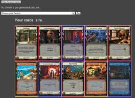 playwrite best dominion random card picker let u0027s find out