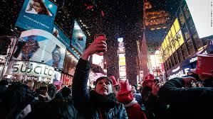 times square new year s celebration by the numbers dec 29 2015