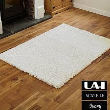 Modern Rug Uk Uarehome Small X Large Size Thick Plain Soft Shaggy Rug Non Shed