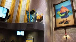 halloween horror nights rides despicable me minion mayhem at universal studios florida