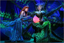 mermaid musical disney wiki fandom powered wikia