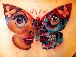tattoos gemini butterfly butterfly butterfly tattoos