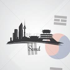 Seoul Flag Free Korean Flag Icon Stock Vectors Stockunlimited