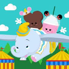 dumbo flying elephant level press
