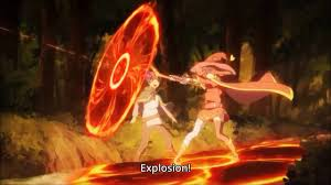 Explosion Meme - the edgiest anime meme in this known universe in our plane of