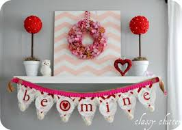 Decorate Mantel For Valentines Day by 215 Best Valentine U0027s Day U0026 Hearts To Love Images On Pinterest