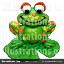 frog clipart 12336 illustration by amy vangsgard