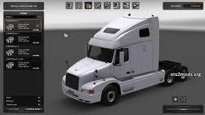 volvo truck configurator volvo vnl 660 truck mod 1 27 ets2 mods