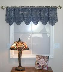 Crochet Curtain Designs Crochet Curtain Patterns Valances Handavinna Pinterest