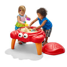 crabbie sand table kids sand u0026 water play step2
