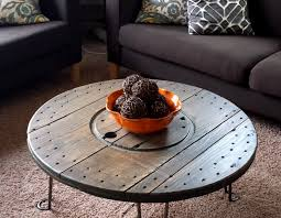 round hairpin coffee table hairpin legs give new life to old wood