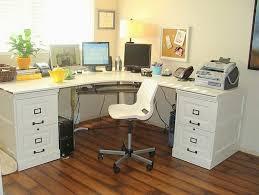 L Shape Office Desks White Office Desk L Shape All About House Design Modern Office