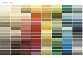 100 lrv paint color chart decorating get your warm painting