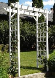 White Vinyl Pergola by Why Are Vinyl Pergola Kits So Popular Outdoor Living Online