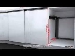 Steel Kitchen Cabinet Stainless Steel Kitchen Cabinet Corner Sliding Basket Dish Storage