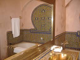 accessoire salle de bain orientale stunning salle de bain marocaine moderne photos amazing house