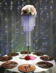wholesale high chandelier flower stand centerpieces for wedding