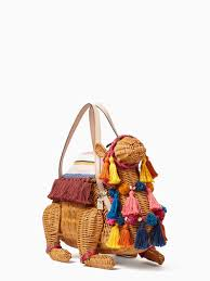spice things up wicker camel kate spade new york