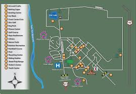 afb map base services map columbus afb living
