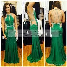 crystal beaded plus size mermaid evening dressses 2016