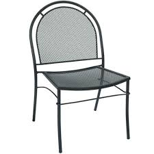 Brentwood Patio Furniture Value Series 6100 Brentwood Outdoor Chair No Arms 17
