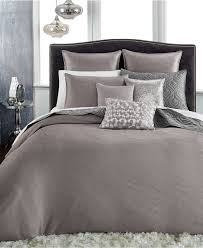 Macy Bedding Sets Inc International Concepts Rizzoli Gunmetal Comforter And Duvet