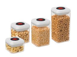 oggi kitchen canisters kitchen airtight kitchen storage containers with food set of 6