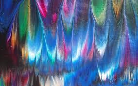 The Southern Lights Aurora Australis The Southern Lights U2013 Alexandra Romano Art