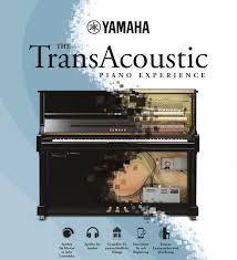 si e piano yamaha transacoustic piano experience 2017 yamaha österreich