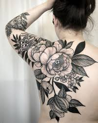 peonies tattoo by kyle stacher evamigtattoos tattoo peony