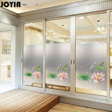 wohnzimmer glastür frosted fenster glas wohnzimmer badezimmer glastür dekoration
