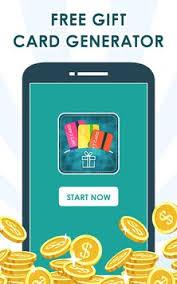 gift card generator apk free gift card generator apk free entertainment app for