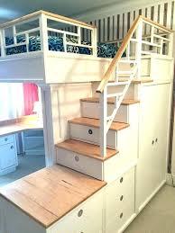 Bunk Beds With Dresser Underneath Loft Bed Bedroom Bunk Beds With Dresser Underneath Bed With