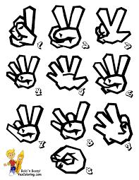 Sign Language Printable Worksheets Printable Sign Language Alphabet In Graffiti Free Cool Asl