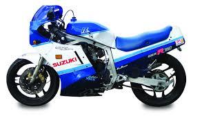 suzuki gsx r750 the first generation 1986 1987 rider magazine