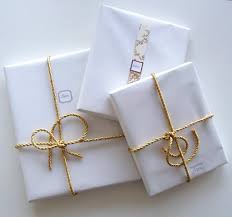 gold gift wrap martha moments wrapped ready