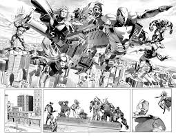 marvel heroes sketches by micosuayan on deviantart