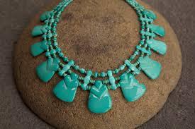 long turquoise necklace images A sublime turquoise necklace by scott diffrient crazy rich jpg