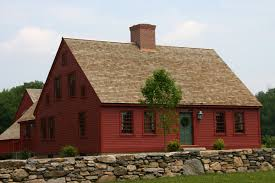 New England House Plans Early New England Homes Gallery