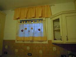 mantovana per cucina gallery of tende per la cucina fai da te foto 9 42 tempo libero