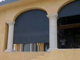 Hurricane Awnings Rolling Hurricane Security Shutters Roll Down Security Shutter