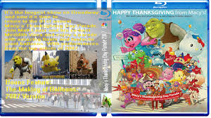 macy s thanksgiving day parade 2007 cover by mryoshi1996