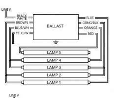 fluorescent lights wiring a fluorescent light fixture wiring