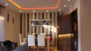 indirekte beleuchtung esszimmer modern ideen schönes indirekte beleuchtung esszimmer modern deckensegel