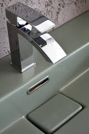 Modern Bathroom Taps Modern Bathroom Taps Stock Image Image Of Expenses Joints 62754769